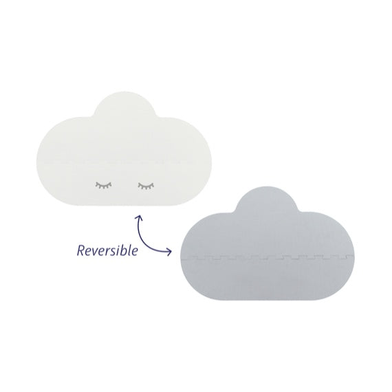 QUUT - Playmat Cloud Large Pearl Grey