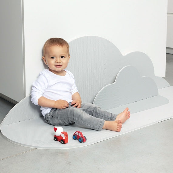 QUUT - Playmat Cloud Small - Pearl Grey