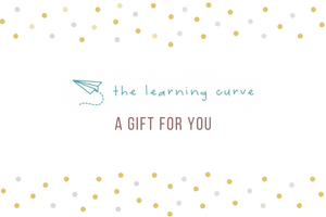 The Learning Curve Gift Voucher