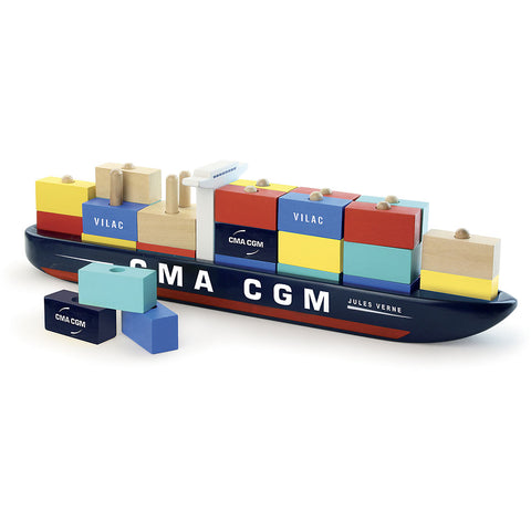 VILAC - Stacking Container Ship