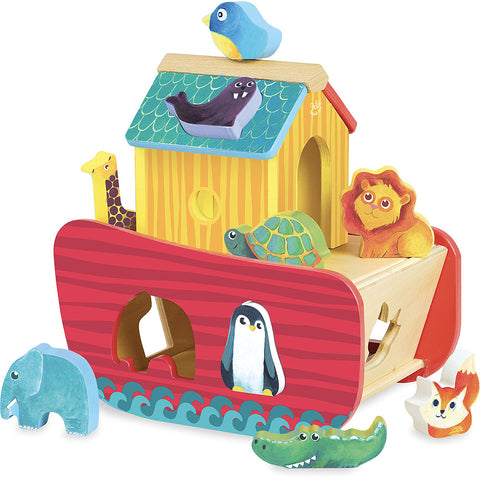 VILAC - Animals Ark Shape Sorter