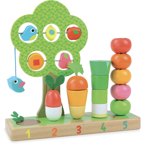 VILAC - I Learn Counting Vegetables