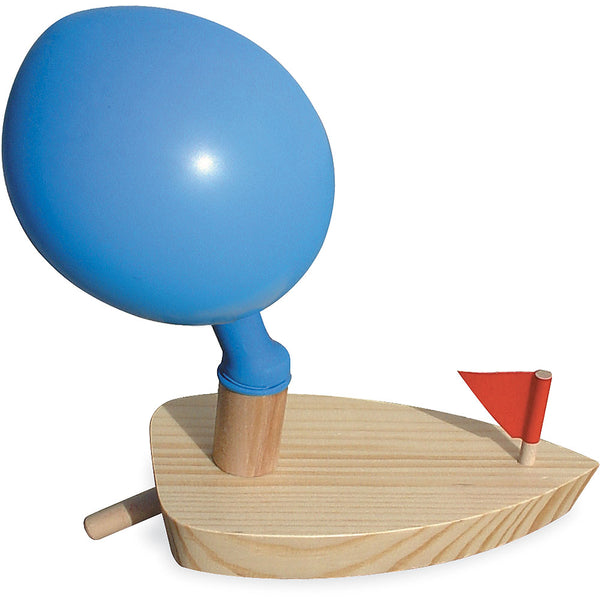 VILAC - Balloon Powered Boat