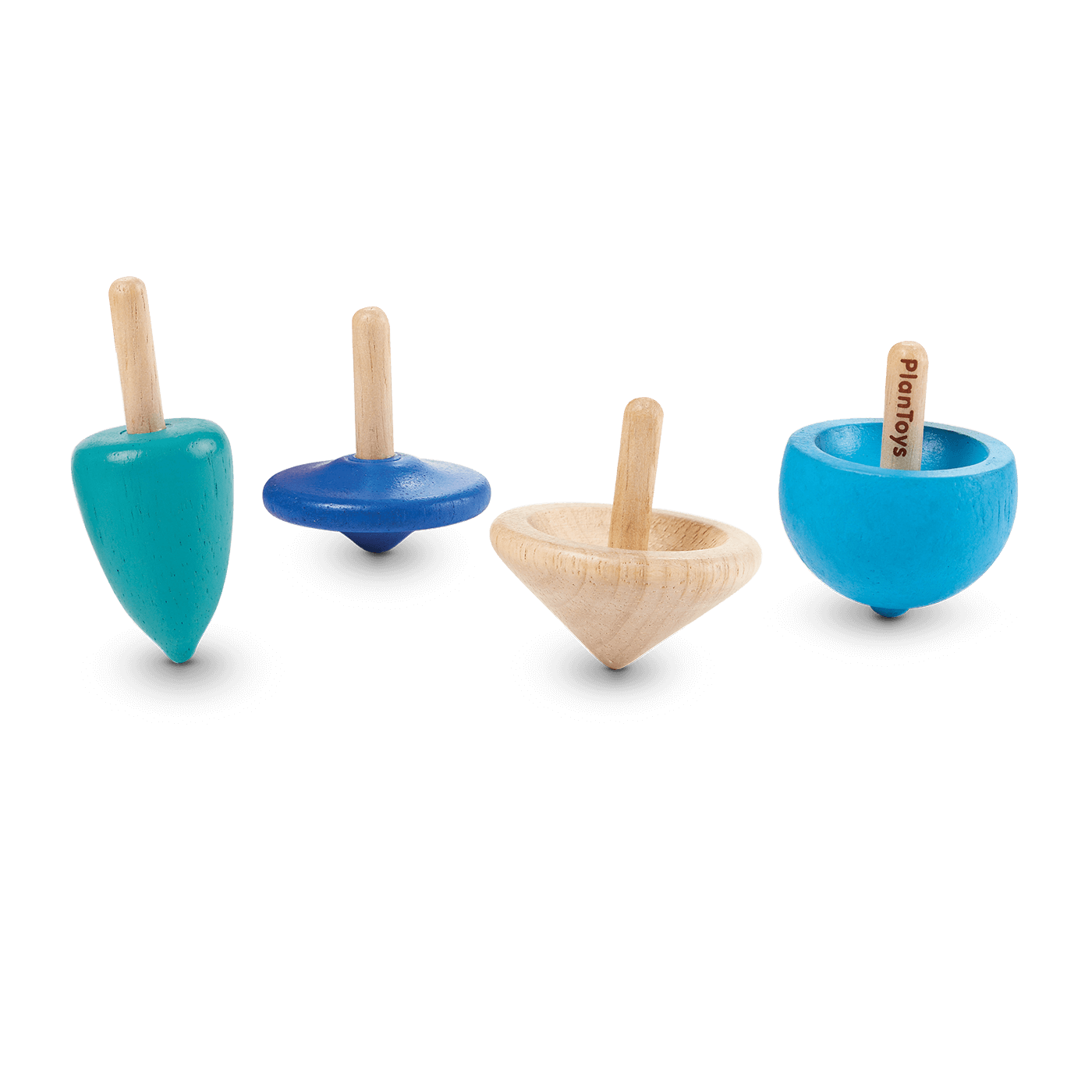 PlanToys - Spinning Tops PlanMini