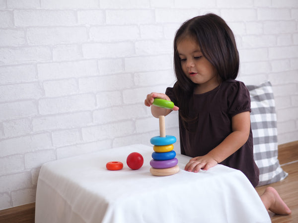 PlanToys - Stacking Ring