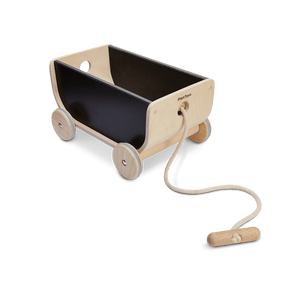 PlanToys - Wagon Black
