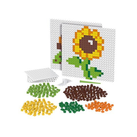 BiOBUDDi - Pixel & Create Flower & Turtle