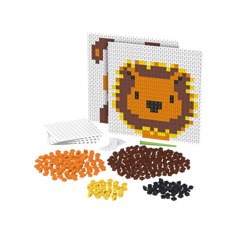 BiOBUDDi - Pixel & Create Lion or Dog