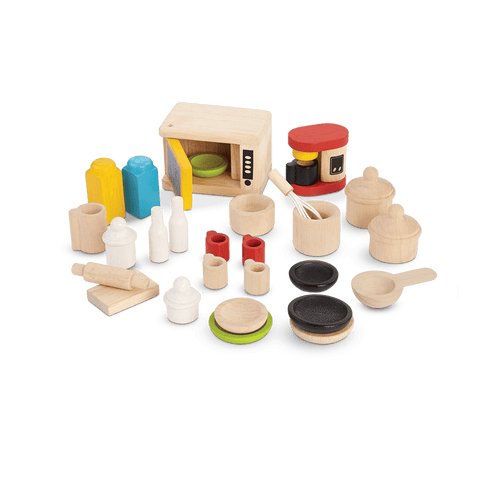 PlanToys - Accessories for Kitchen & Tableware