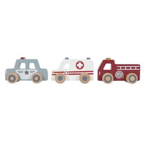 LITTLE DUTCH - Emergency Service Vehicles