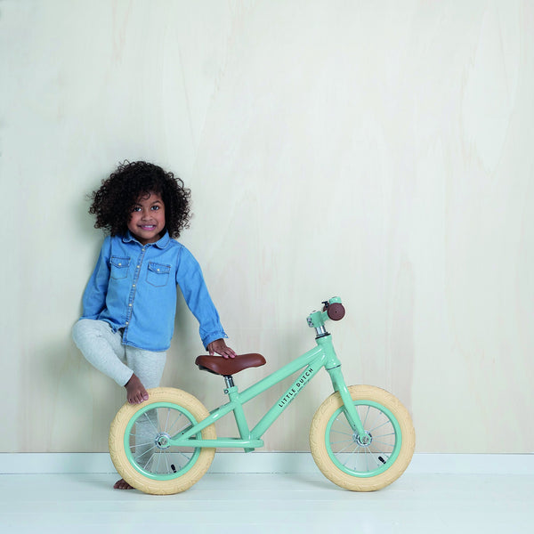LITTLE DUTCH - Balance Bike - Mint