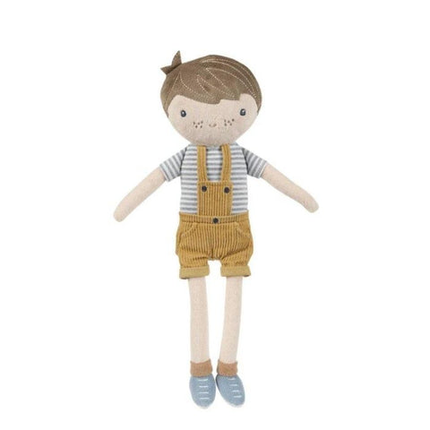 LITTLE DUTCH - Cuddle Doll Jim - 50cm