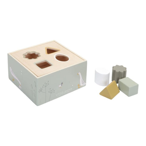 LITTLE DUTCH - Shape Sorter - Little Goose