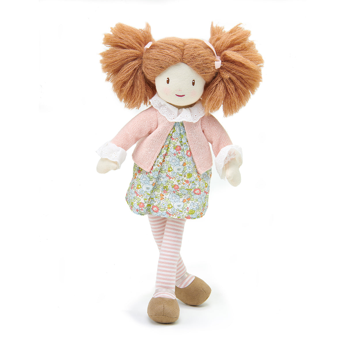 Marty Floral Rag Doll