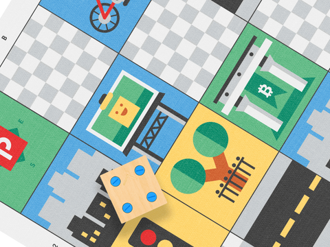 CUBETTO Big City Adventure Map