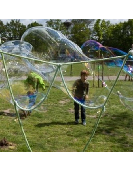 BubbleLab - Create Giant Soap Bubbles - PARTY FUN Set