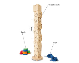 BS TOYS - Tower of Balance