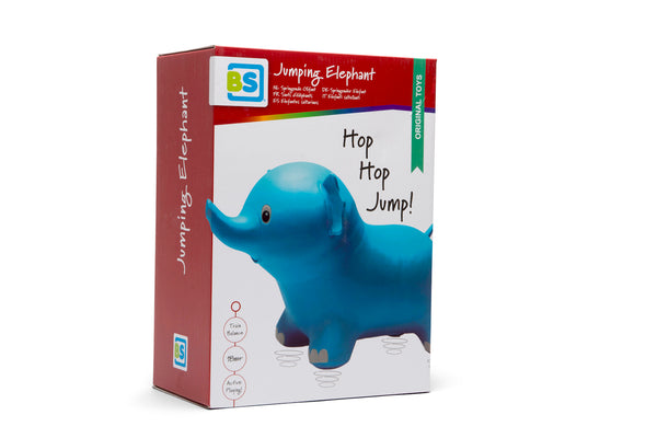 BS TOYS - Jumping Elephant