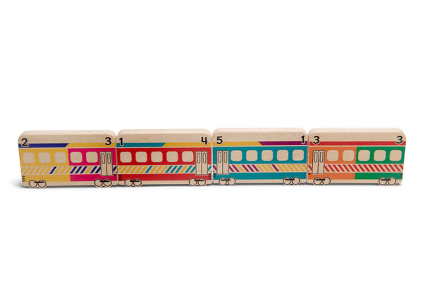 BS TOYS - Domino Trains