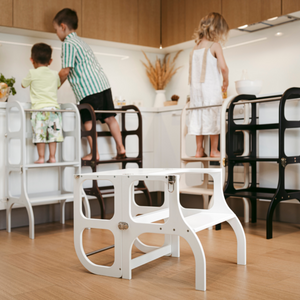 Ette Tete Helper Tower - Table STEP'n'SIT