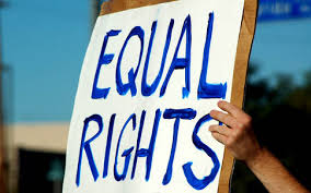 Fighting For Equal Rights For Women, and Equal Rights For All