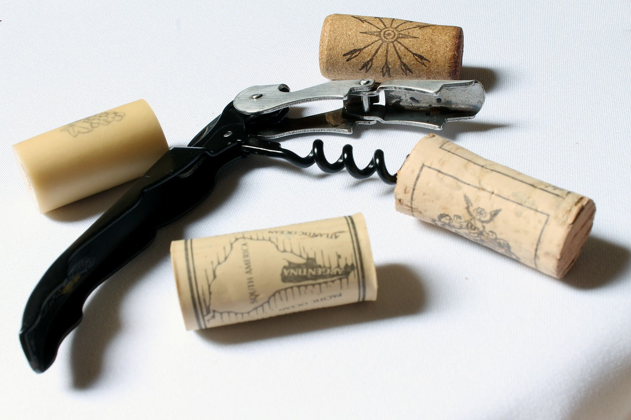Natural cork vs. Screw Caps