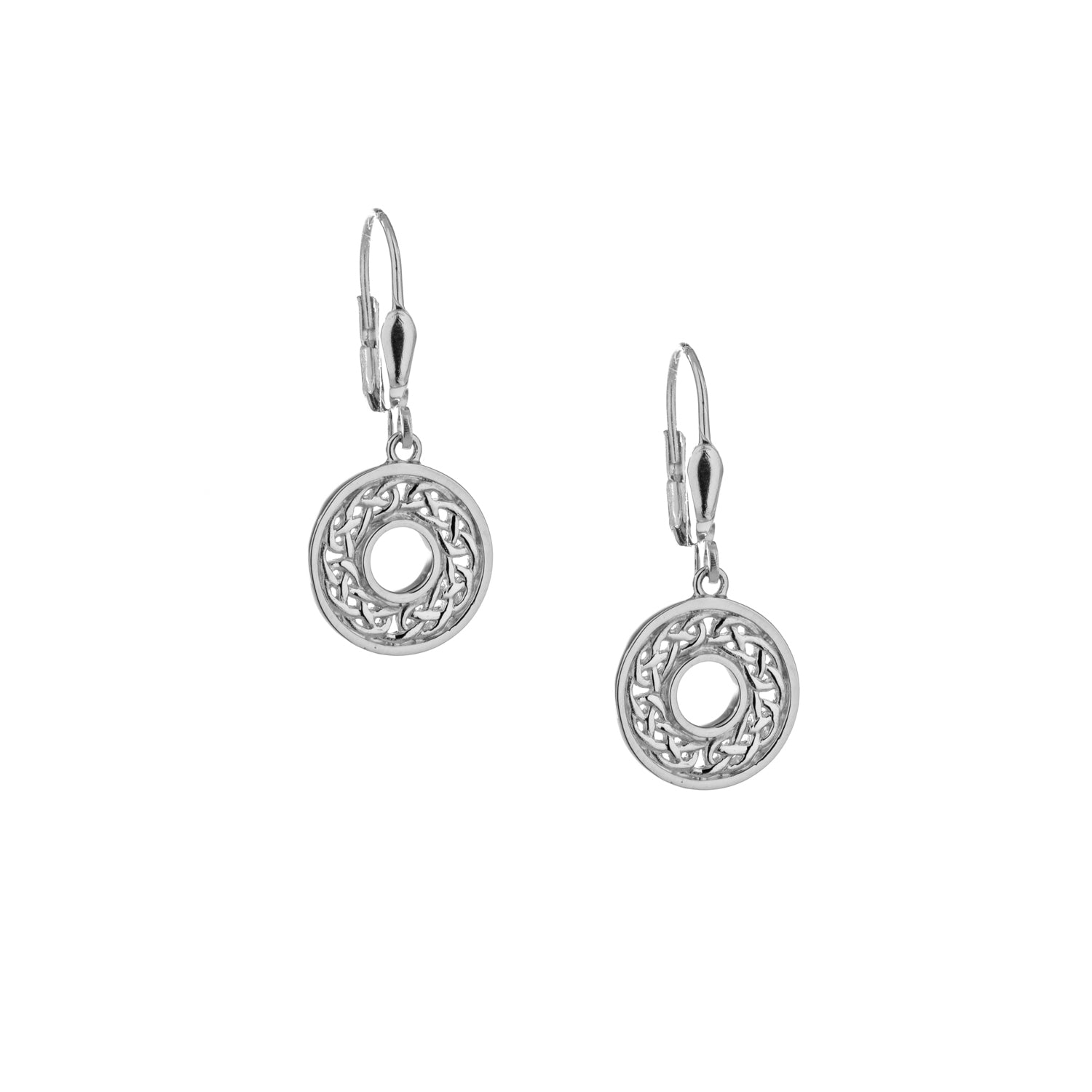 Earrings Love Knot Earrings from welch and company jewelers near syracuse ny