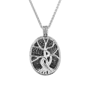 Pendant 22k Gilded Tree of Life 4-Way Pendant from welch and company jewelers near syracuse ny