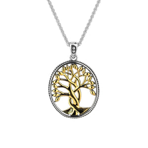Pendant 10k Tree of Life Pendant from welch and company jewelers near syracuse ny