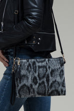 Load image into Gallery viewer, Animal Print Crossbody Bag