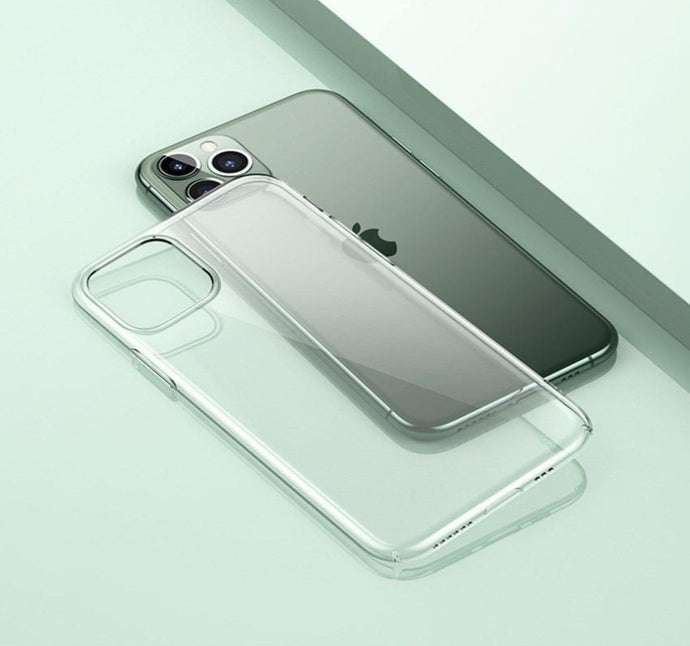 Ultra Thin Silicone Clear iPhone Case - Swell Tech