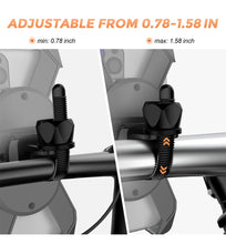 Load image into Gallery viewer, Universal 360 Degree Bike Phone Holder Bracket - Swell Tech
