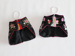 Girl's Traditional Hanbok Hat (조바위)