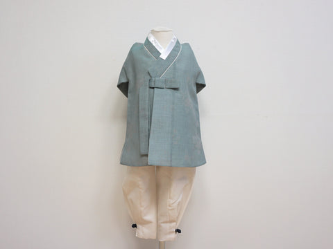 NOBLE JACKET HANBOK (Mint)