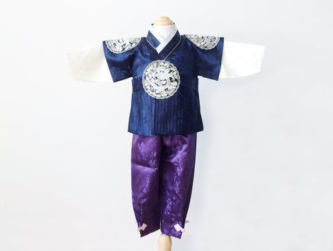 ROYAL BOY'S HANBOK