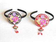 Hanbok Headband - Traditional