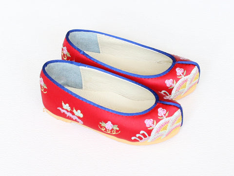 Traditional Dol HANBOK Shoes - GIRL