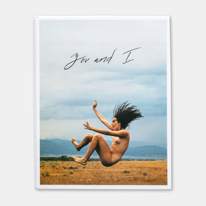 Artsuite - Ryan McGinley - You and I - For Ryan McGinley's first retrospective monograph, he has selected the best photographs from his first decade of work.  McGinley makes large-scale color photographs of his friends, a group that forms part of New York's Lower East Side youth culture.