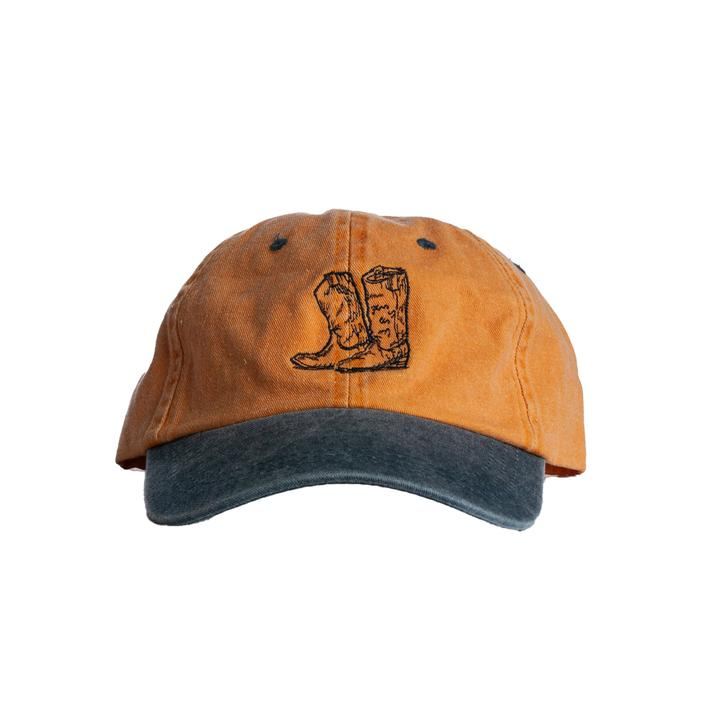 Tulsa Boots Dad Hat