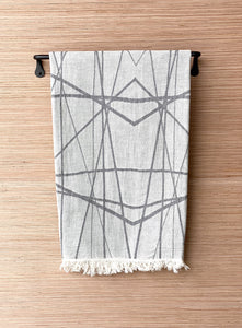 Reversible Lines Towel