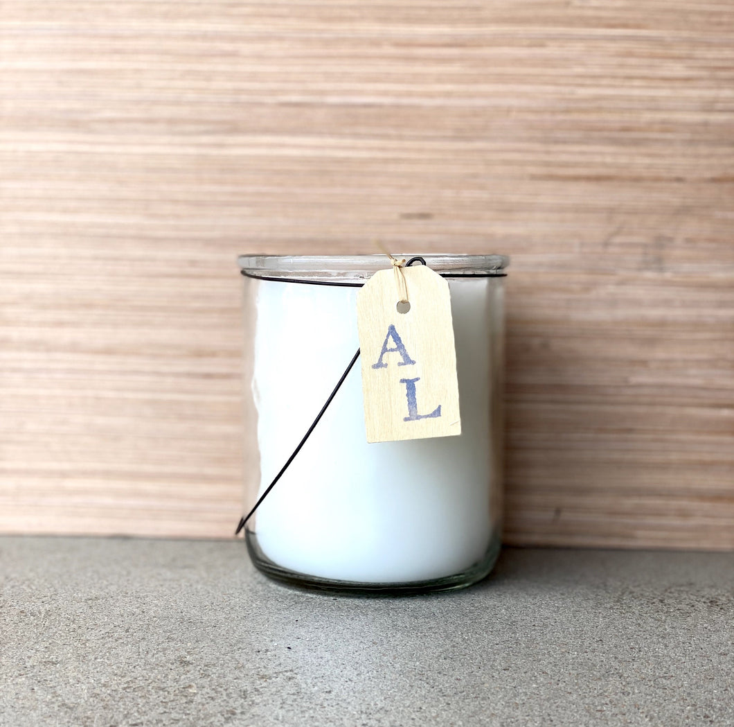 Twig Hand Poured Candle - Alderwood & Lily - AL