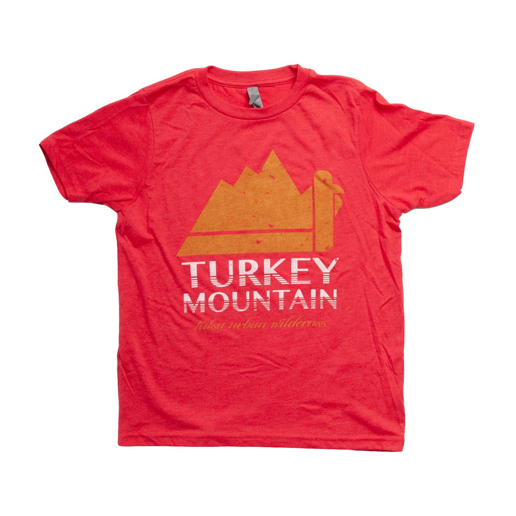 Turkey Mountain Tee Youth