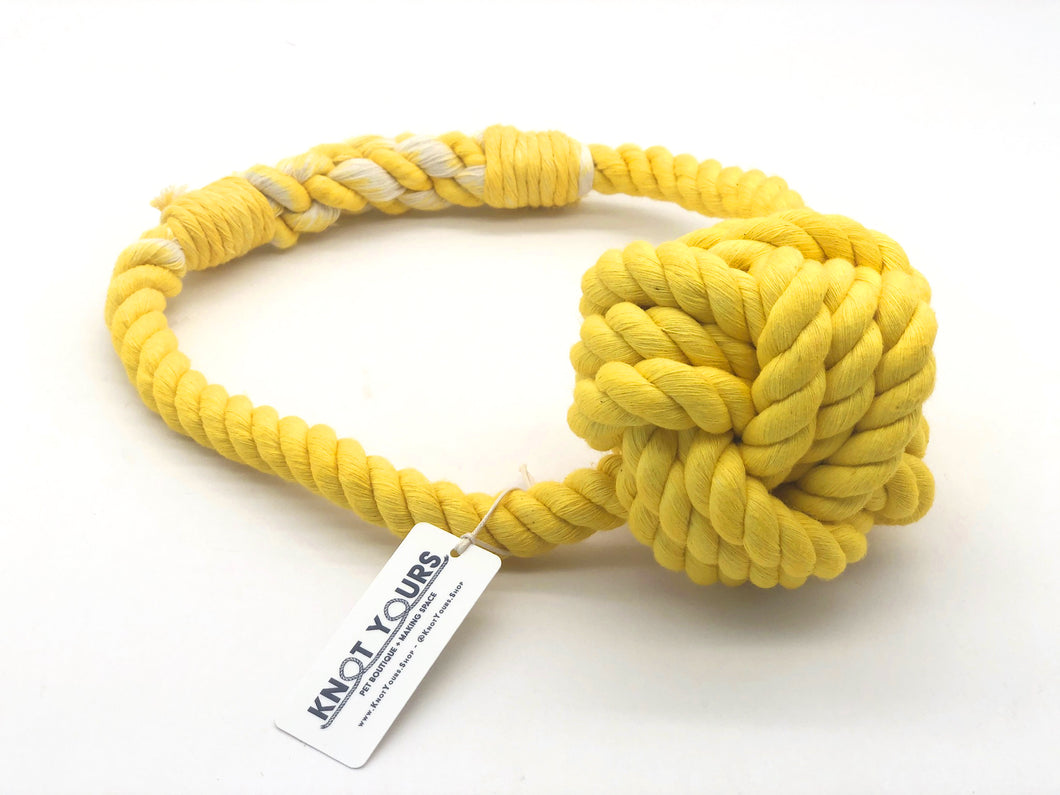 Giant Monkey Knot Rope Toy