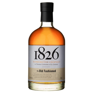1826 Old Fashioned Handcrafted Cocktails