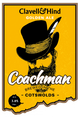 Clavell & Hind Coachman Golden Ale 500ml bottle x 12