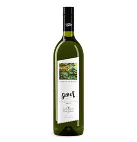 Grover  Art Collection Sauvignon Blanc 2017