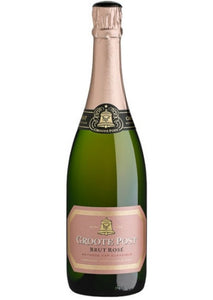 Groote Post Brut Rosé NV Methode Cap Classic