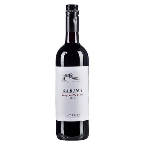 Sabina Estate Tempranillo Tinto 2016 DO