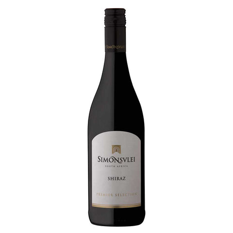 Simonsvlei Shiraz Premier Selection 2014
