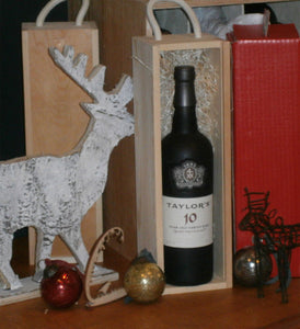 Taylor's 10 Year Old Tawny Port in Wooden Gift Box
